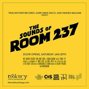 the sounds of room 237 cover 72 600 Room 237 Pop Up Full Press Media